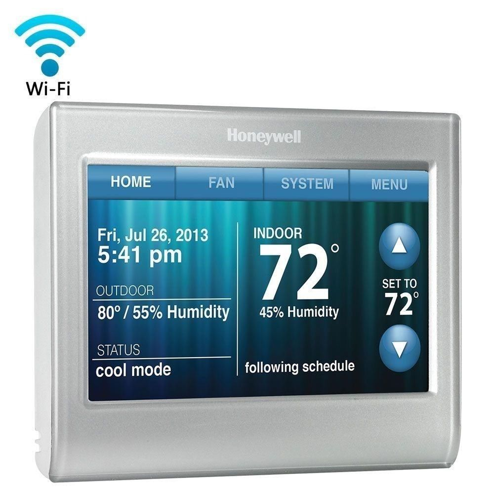 honeywell smart thermostat wifi. Black Bedroom Furniture Sets. Home Design Ideas