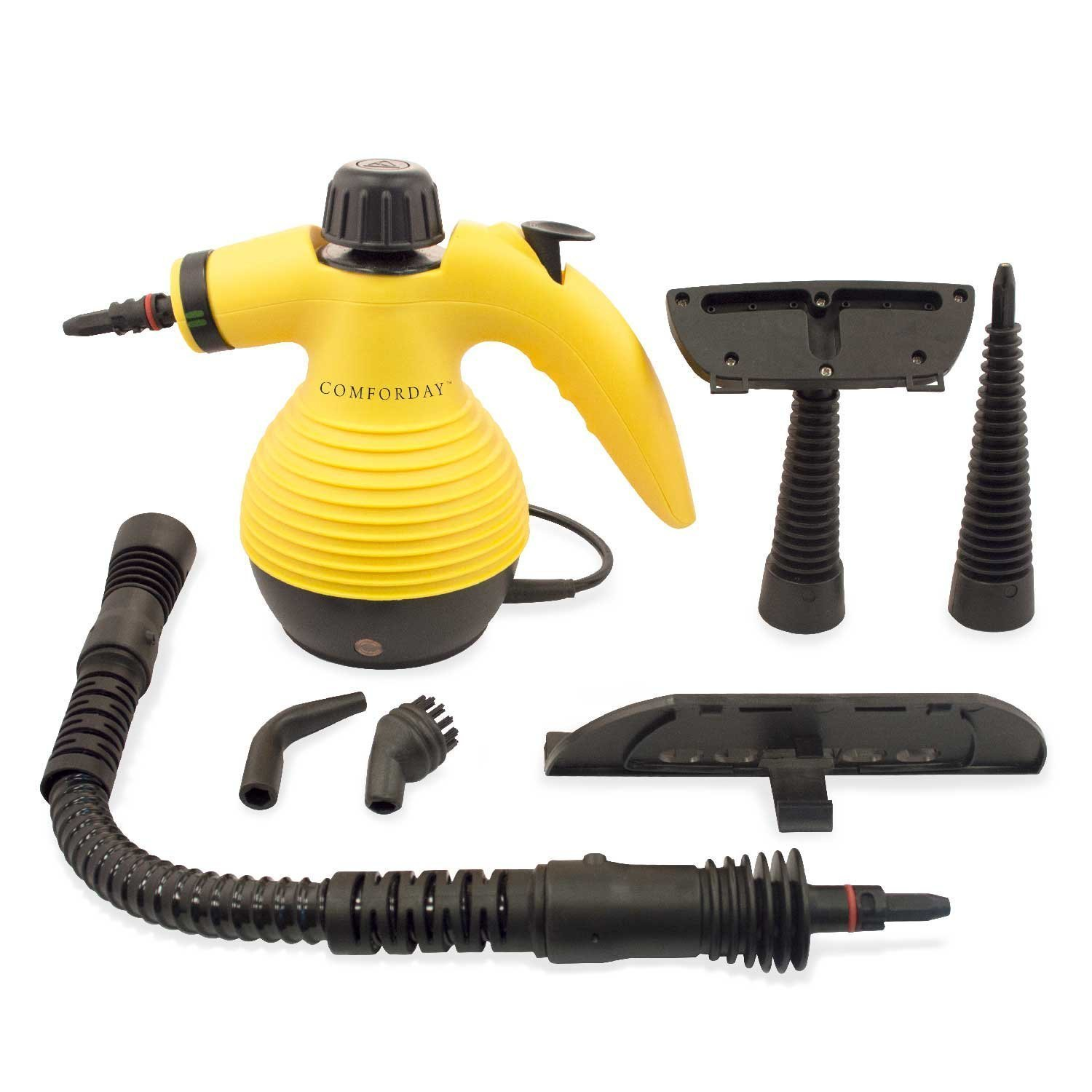 Power Steamers For Cleaning ~ Portable handheld steam cleaner steamer