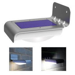 Solar Panel Outdoor Lighting