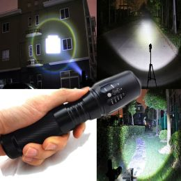 2000 Lumen Flashlight Zoomable