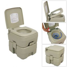 Portable Flushing Toilet