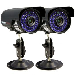 Outdoor Waterproof Surveillance Security Camera