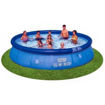 "INTEX 15' x 36"" Easy Set Above Ground Swimming Pool"